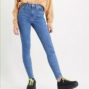 Levi's Mile High Super Skinny Jean